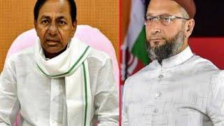 Congress Leader Mateen Shareef Exposed CM KCR