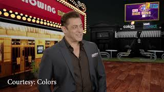 Sidharth Shukla V/S Salman Khan - Q & A - Bigg Boss 14 - Colors Tv