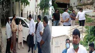 Garbage Aur Booring Ki Pareshani | Unani Tibbi Hospital Charminar | Hyderabad |@Sach News