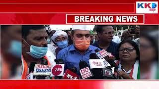 #SIDDHARTHANAGR #BREAKING: कांग्रेस कार्यकर्ताओ ने किया किसान बिल का विरोध..