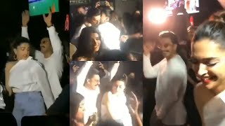 Deepika Padukone and Ranveer Singh Dancing in drugs party video going viral After WhatsApp Chats