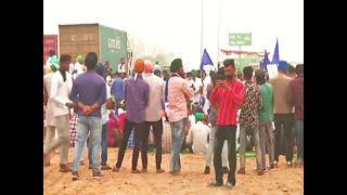 Bharat Bandh: Farmers begin protest in Punjab, Haryana over farm bills