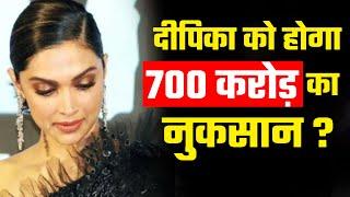 Deepika Padukone Ko Ho Sakta Hai 700 Crore Ka Loss, Drug Mamle Me Aaya Hai Naam