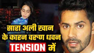 Sara Ali Khan Ke Drug Mamle Se Varun Dhawan Ko Aaya Tension, Coolie No. 1 Par Aa Sakti Hai Musibat