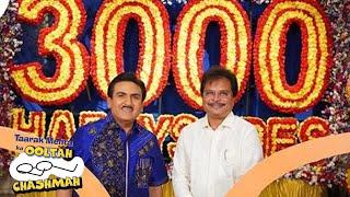 Taarak Mehta Ka Ooltah Chashmah Completes 3000 Episode | Celebration