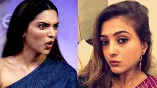 Deepika Padukone Blames Manager Karishma For Whatsapp Chat Out
