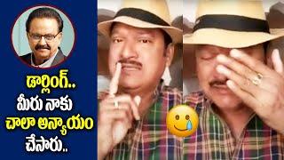 Actor Rajendra Prasad Emotional About SP Balu | SP Balasubramanyam | Top Telugu TV
