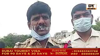 An unidentified man was killed in Rajendra Nagar police station limits.