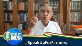 कोरोना के दौरान इस सरकार ने जल्दबाज़ी में तीन विधेयक संसद में पारित किए। ये कानून किसान विरोधी हैं