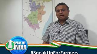 Karti P Chidambaram on the Farm Bills