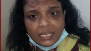 सीवर लाइन को लेकर 2 लोगों में हुई मारपीट, 'आप' महिला कार्यकर्ता घायल, CCTV में कैद