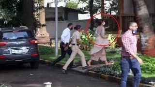 LIVE VIDEO: Deepika Padukone Is Tarah Media Se Bachkar NCB Office Pohachi