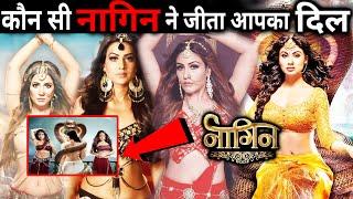 Konsi Naagin Ne Jeeta Sabse Jyada Aapka Dil ? | Hina Khan, Nia Sharma, Mouni Roy, Surbhi Chandna