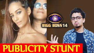 Bigg Boss 14   Poonam Pandey Ne Kiya Entry Pane Ke Liye Publicity Stunt?   Pati Par Lagaya Ilzam