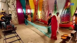 Mahua (Sambhavna Seth) dream sequence with Radhe(Ravi Mahashabde) : Gudiya Humari Sabhi Pe Bhari
