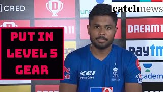 RR Vs KXIP: 'Put In Level 5 Gear', Says Samson On Chasing Mammoth 224 Runs Total | Catch News