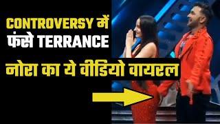 Terrance Par Lage Ilzam? | Nora Fatehi Aur Terrance Lewis Ka India's Best Dancer Ka Video Viral