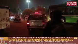 Nand Nagri Mai dekhne Ko mila  Bus ka kahar.3 लोगो ने तोड़ा मौके पर दम। Dkp