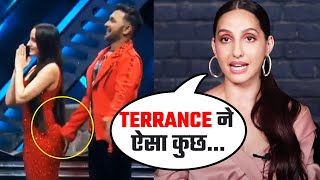Terrance Lewis Ke Viral Video Par Aa Gaya Nora Fatehi Ka Reaction | India's Best Dancer