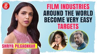 Shriya Pilgaonkar Opens Up On The Ongoing Media Trials Of The Film Industry | Crackdown