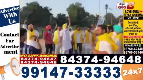 Breaking: Delhi में Tractor को आग लगाने के मामले में Barinder Dhillon को Police ने किया गिरफ्तार