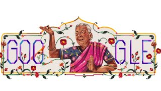 Zohra Segal: Google honours the iconic Indian actress and dancer with a special doodle