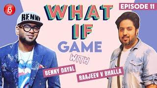 Raajeev V Bhalla: If I Woke Up As Benny Dayal, I Would Straightaway Go And Meet AR Rahman | What If