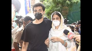 Bombay High Court reserves order on Rhea Chakraborty, Showik's bail plea