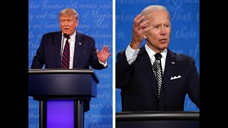 Trump-Biden debate 2020: US Presidential nominees spar over violent protests, 'law and order'
