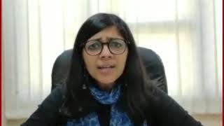 हाथरस गैंगरेप मामले में Swati Maliwal ने लिखी चीफ जस्टिस को चिट्ठी