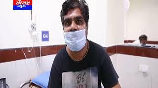 કોવીડ હોસ્પિટલમાં ગંભીર બીમારીના દર્દીઓ થાય છે સાજા
