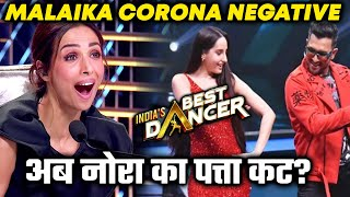 India's Best Dancer Ki Judge Malaika Arora Ab Hai FIT, Kya Nora Fatehi Hogi Bahar?