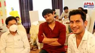 Zindagi Ban Gaye Ho Tum के  Director Arun Raj, Gajendra ji से खास बात