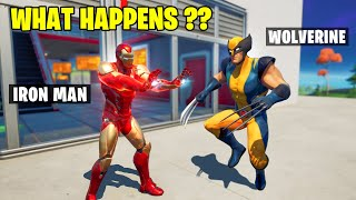 What Happens If you Bring Wolverine to Iron Man? - When two Bosses Meet Myth Busting