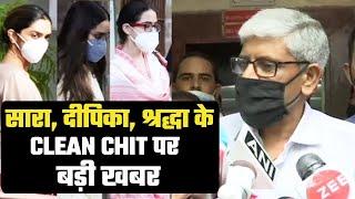 Deepika, Sara, Shraddha Ke CLEAN-CHIT Par NCB Ne Diya Bayan, Afwa Failane Walon Par Karwai Hogi