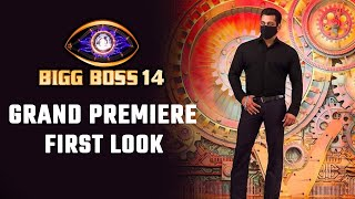 Bigg Boss 14 Grand Premiere First Look | Salman Khan's Dashing Look Revealed | BB 14 Bigg Boss 2020