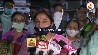 योगी सरकार के खिलाफ देशभर में गुस्सा, हाथरस घटना के विरोध में | Dismiss Yogi Adityanath government