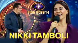 Bigg Boss 14: Nikki Tamboli Ki Grand Entry, Salman Khan Ki Ban Gayi Favorite   Bigg Boss 2020