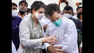 Rahul, Priyanka Gandhi to make another attempt today to visit Hathras