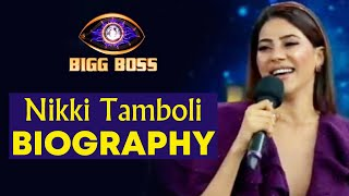 Bigg Boss 14: Male Contestants Ka Dhyan Bhatkayegi Bold Nikki Tamboli   Biography   BB 14