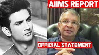Sushant Singh Rajput Ke AIIMS Ke Report Par Rhea Ke Vaakil Ka Official Statement, Satish Manshinde