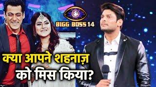 Bigg Boss 14 | Kya Aapne Shehnaaz Ko Miss Kiya? Kya Kisi Me Dikhi Sana Ki Jhalak? | Sidharth Shukla