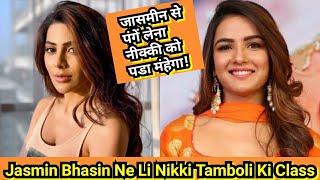 Jasmin Bhasin Ne Li Nikki Tamboli Ki Class, Janiye Pahle Hi Episode Mein Aakhir Kyun Royi Jasmin