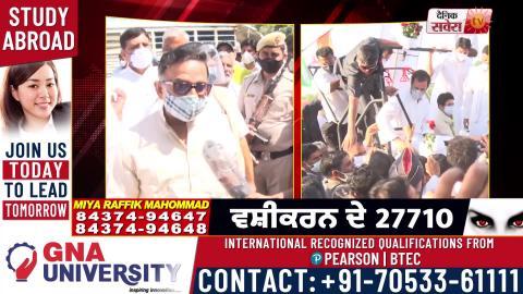 Exclusive : कांग्रेसी Leader Vivek Bansal से जानिए क्यों Rahul Gandhi ने Haryana में की सिर्फ एक ही दिन Rally