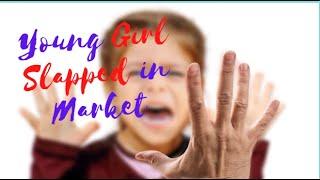 """Slap him"" Bihar School Girl Slapped in Market | ବଜାରରେ ବିହାର ସ୍କୁଲ Girl ିଅ"