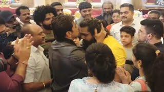 Dhruva Sarja Birthday Celebration | Happy Birthday Action Price Dhruva Sarja????????