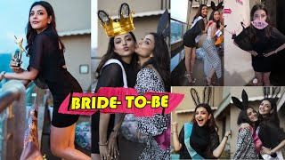Kajal Aggarwal Bride-to-Be Celebrations | Bachelor Party of Kajal Agarwal Marriage Fixed October 30