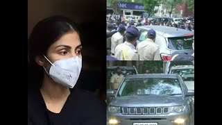 Drug case: Rhea Chakraborty released from Byculla jail as Bombay HC grants bail