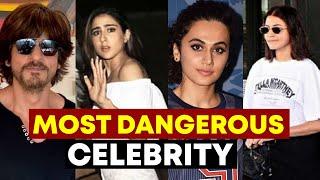 Kyon Aaya Sara Ali Khan, Shahrukh Khan, Anushka Ka Naam The Most Dangerous Celebrity List Me?