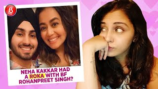 Neha Kakkar's VIRAL Pictures Claims She Already Had A Roka With BF Rohanpreet Singh?